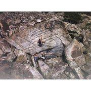 Rock Climbing Photo: Party Pit, Mom Boulder