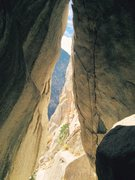 Rock Climbing Photo: Stormy Resurrection