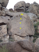 Rock Climbing Photo: Saguaro Hotel