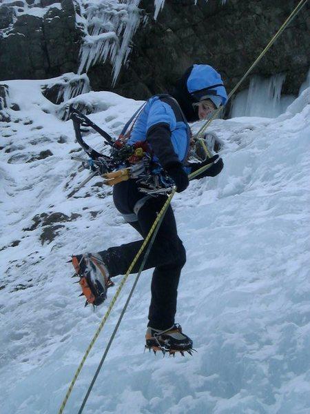 Rock Climbing Photo: :-)