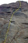 Rock Climbing Photo: Honker