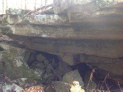 Rock Climbing Photo: Galactic Rowdy