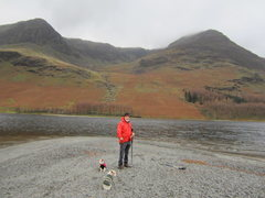 Rock Climbing Photo: Buttermere and Birkness