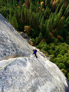 Rock Climbing Photo: Serenity Crack Photo by Richard Shore