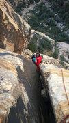 Rock Climbing Photo: Frigid Air Buttress