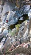 Rock Climbing Photo: Frigid Air Buttress Pool