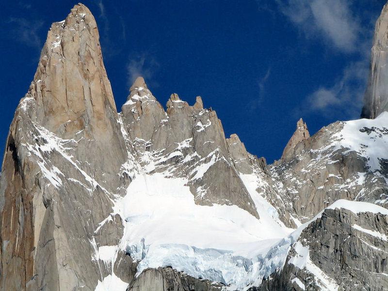Rock Climbing Photo: cerro poincenot
