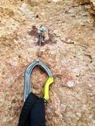 Rock Climbing Photo: SchoolAid Rivet