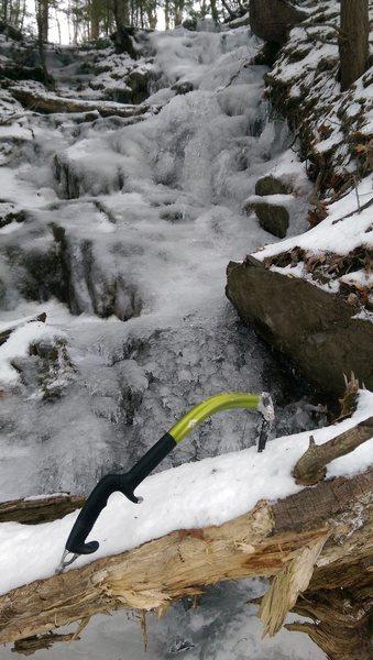 Rock Climbing Photo: gtgrl gully