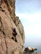 Rock Climbing Photo: Fun location on Sipidik Saziye.