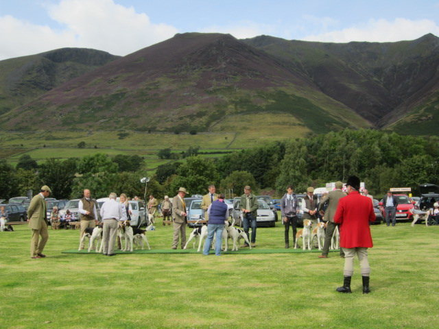 Country Show .. Threlkeld Village