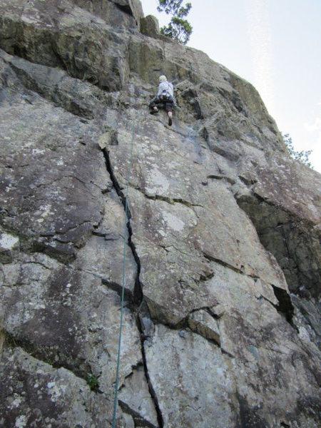 Kransic Crack direct . Lake District