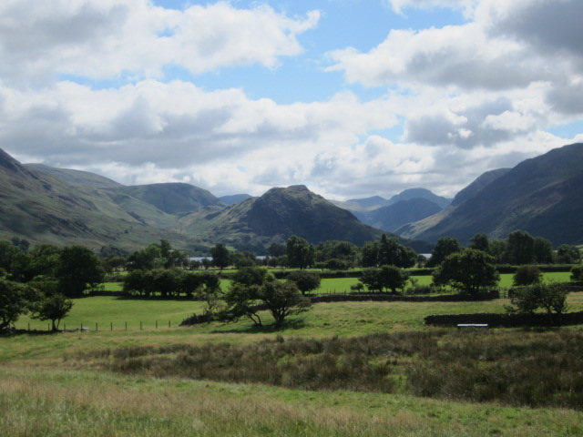 Buttermere Valley . Lake District