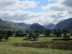 Rock Climbing Photo: Buttermere Valley . Lake District
