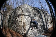 Rock Climbing Photo: two shoes thomas