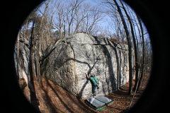 Rock Climbing Photo: two shoes e-dog