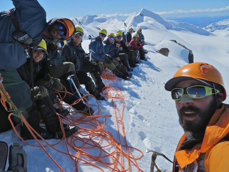Rock Climbing Photo: Alaska Mount Hayes Region