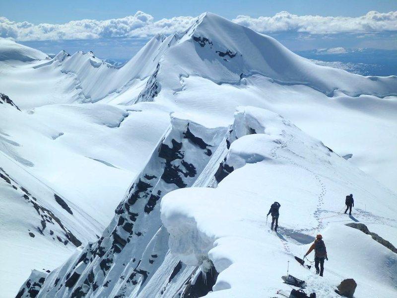 Rock Climbing Photo: AK