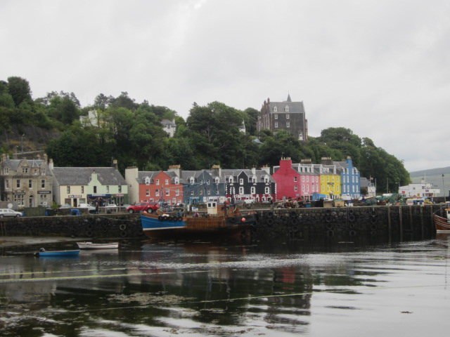 Town of Tobermory,Mull