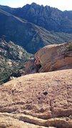 Rock Climbing Photo: Dream-scape Buttress