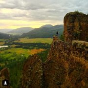 Rock Climbing Photo: Wolf Creek Pass - Pagosa Springs Scenic Overlook