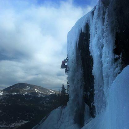 Rock Climbing Photo: The Pillar.