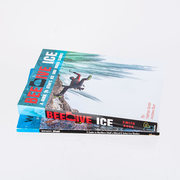 Rock Climbing Photo: The New Beehive Ice Guidebook compared to Wasatch ...