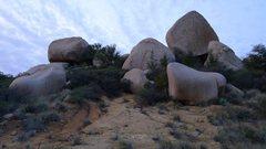 Rock Climbing Photo: Uncertainty Principle, Mount Woodson.