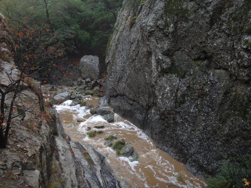 North Fork of Matilija Creek.