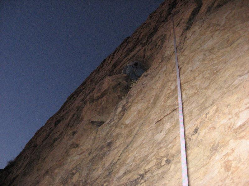 Top Rope Gibralter Mountain