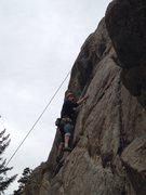 Rock Climbing Photo: 5.9