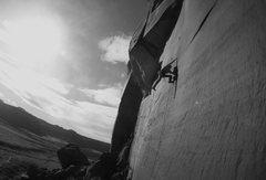 Rock Climbing Photo: Cat Burgler