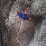 Rock Climbing Photo: Heal Hook