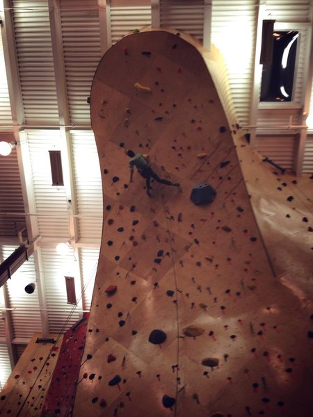 Rock Climbing Photo: BKB