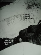 Rock Climbing Photo: RoutePhoto#5 - J. Bede on the Snow Arete on the F....
