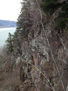 Rock Climbing Photo: Chris Alexander on Zen-ith