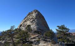 Rock Climbing Photo: ridge from the saddle