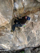 Rock Climbing Photo: DP on Wihizzle Dihizzle.