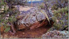 Rock Climbing Photo: Philosophaster problem beta. I admit it's a terrib...