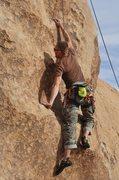 Rock Climbing Photo: Vitaliy on Life and Limb