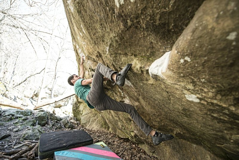 Rock Climbing Photo: Kung Fu