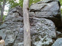 Rock Climbing Photo: legend rock