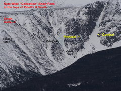 Rock Climbing Photo: Left Side of Huntington's (Telephoto from Wildcat ...