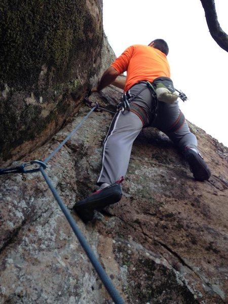 Rock Climbing Photo: Edges