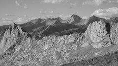 Rock Climbing Photo: Whaleback on left