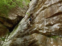 Rock Climbing Photo: Unknown Climb
