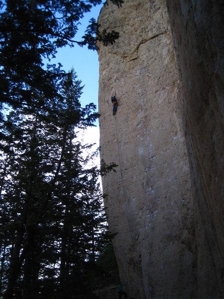 Rock Climbing Photo: Tensleep goodness!