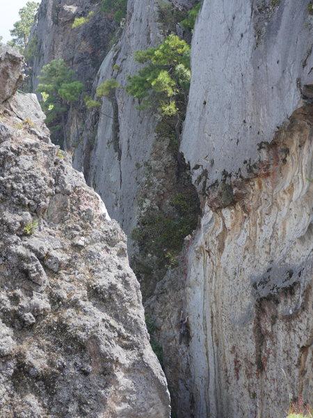 Cerro Quemado.