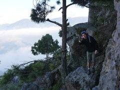 Rock Climbing Photo: Christian Baumann