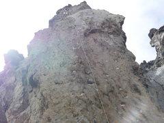 Rock Climbing Photo: chocolatada